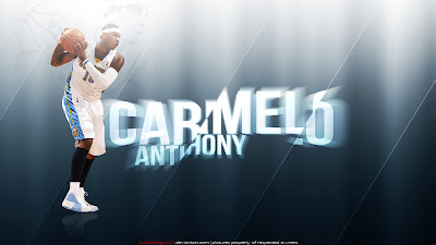 Best Basketball Wallpapers - Carmelo Anthony Wallpapers