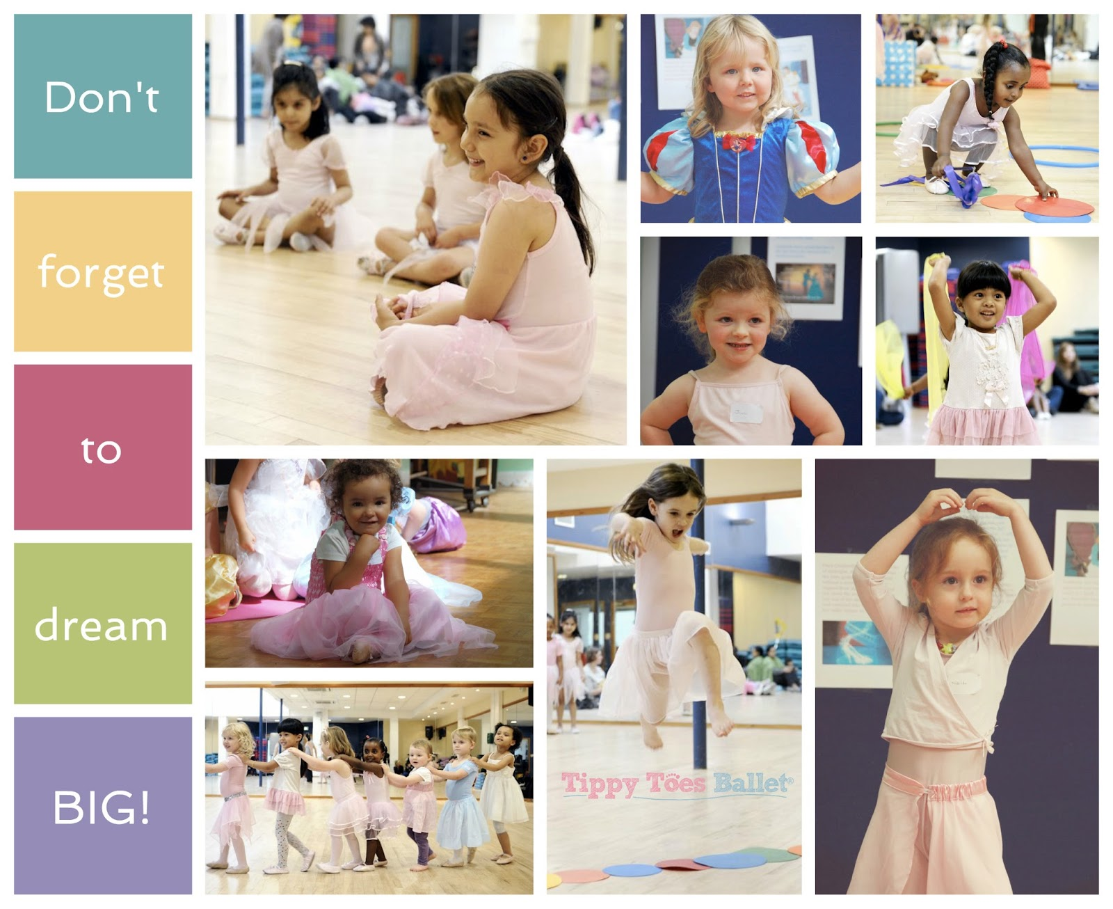 ballet for children | Tippy Toes Ballet