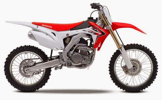 2015 Honda CRF250R Specification and Features