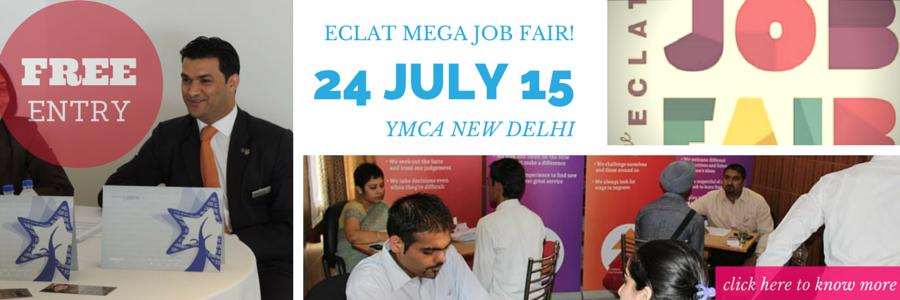 The Eclat Job Fair
