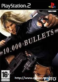 Free Download Games 10.000 Bullets PCSX2 ISO Full Version ZGASPC