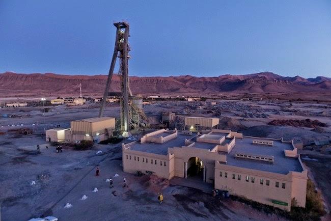 Maroc : Les mines d'or d'Akka seraient fermées par Managem