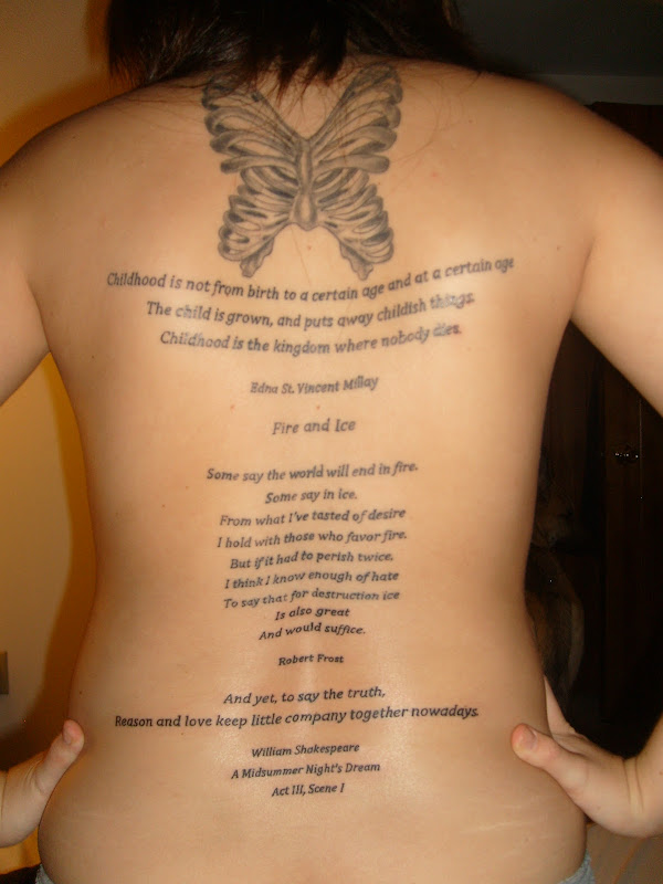Quotes Tattoos title=