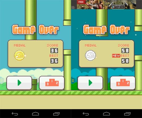 Flappy Bird Cheats