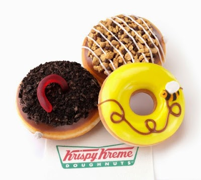 Krispy Kreme introduces new campfire-inspired treats
