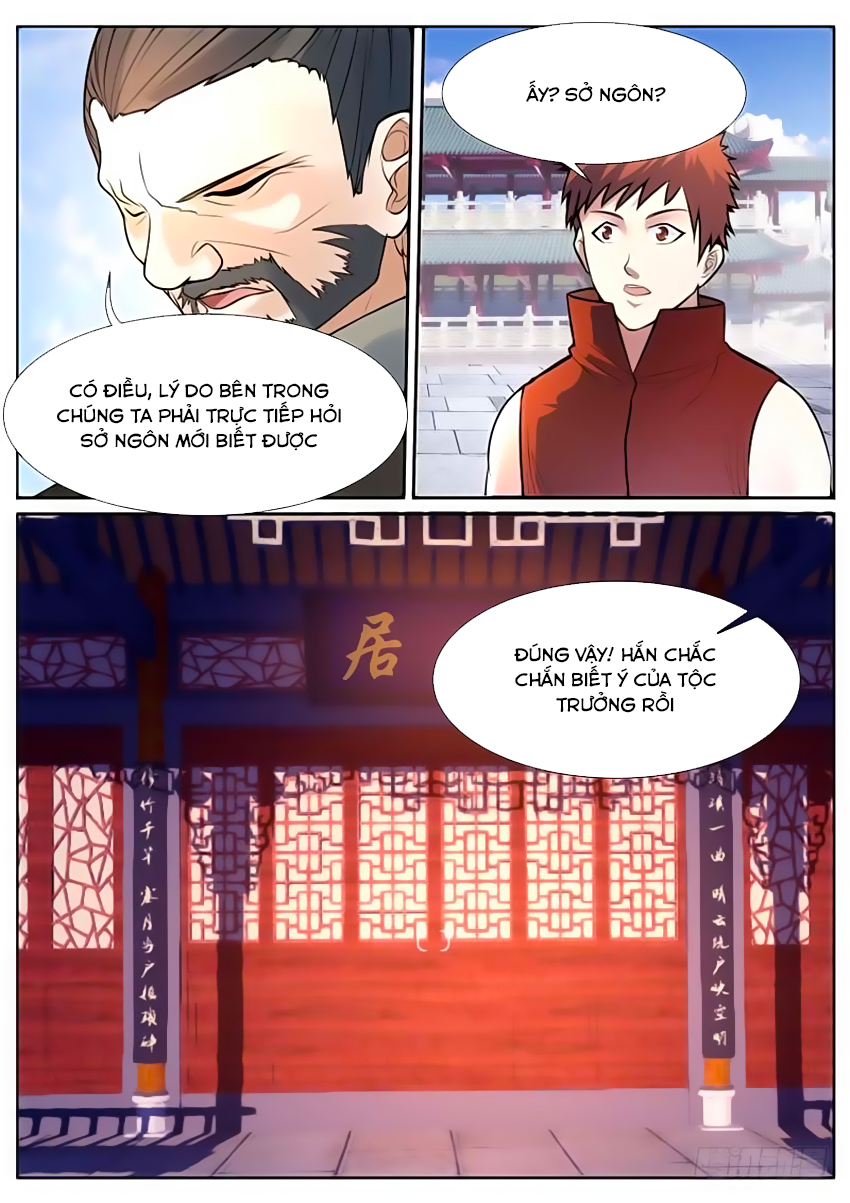 Ngự Thiên chap 18 - Trang 7