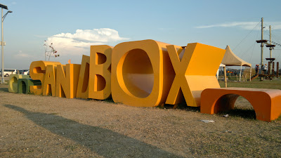 Sandbox, The Entrance