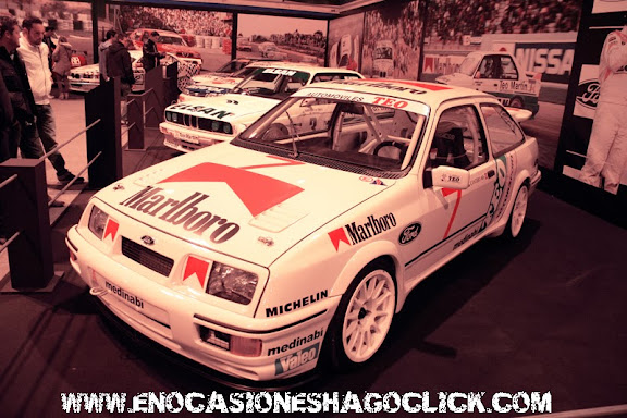 Ford Sierra Campeonato de España de Turismos