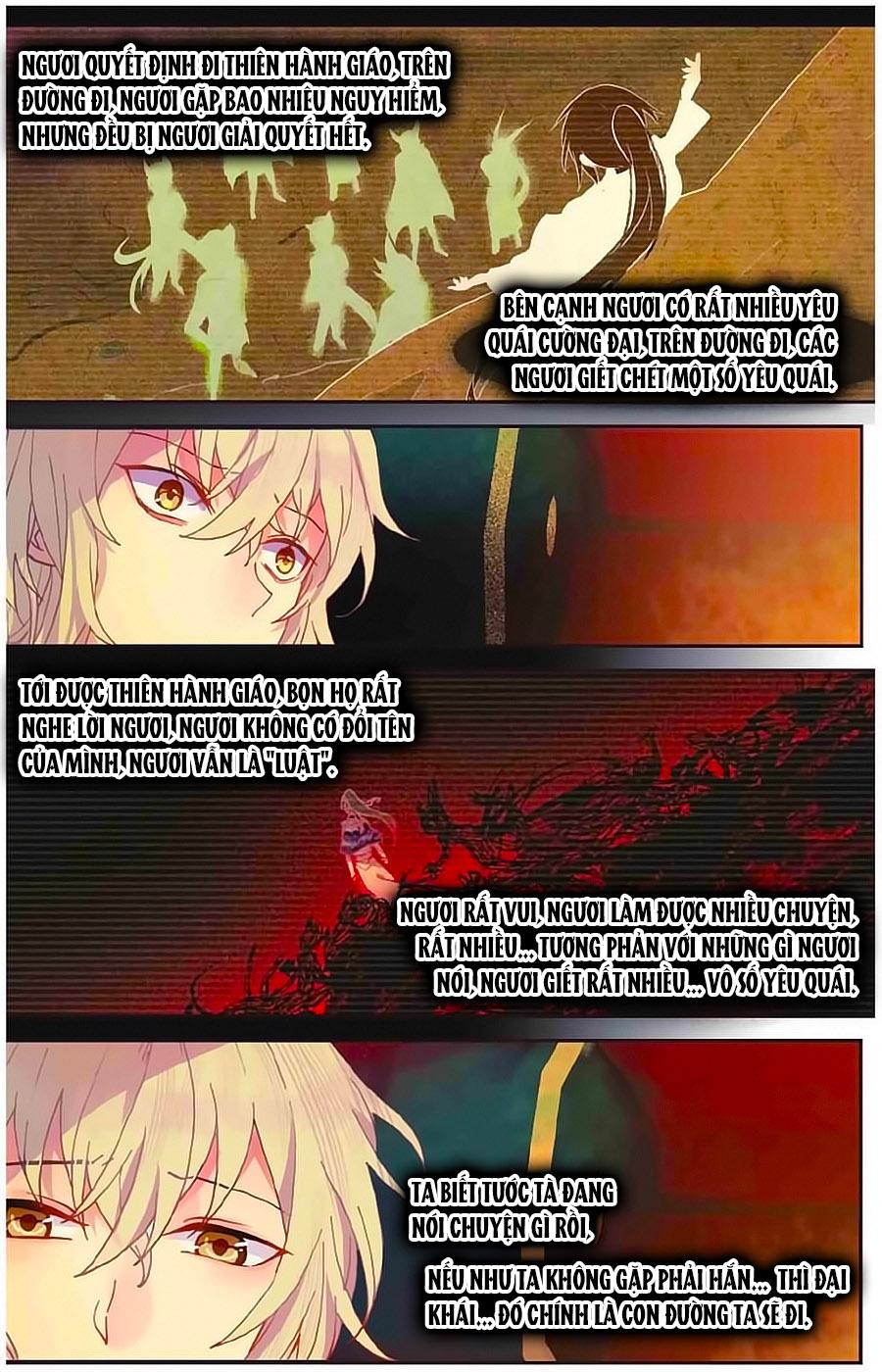 Thiên Hành Thiết Sự chap 71 page 20 - IZTruyenTranh.com