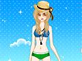 juegos de vestir en la playa