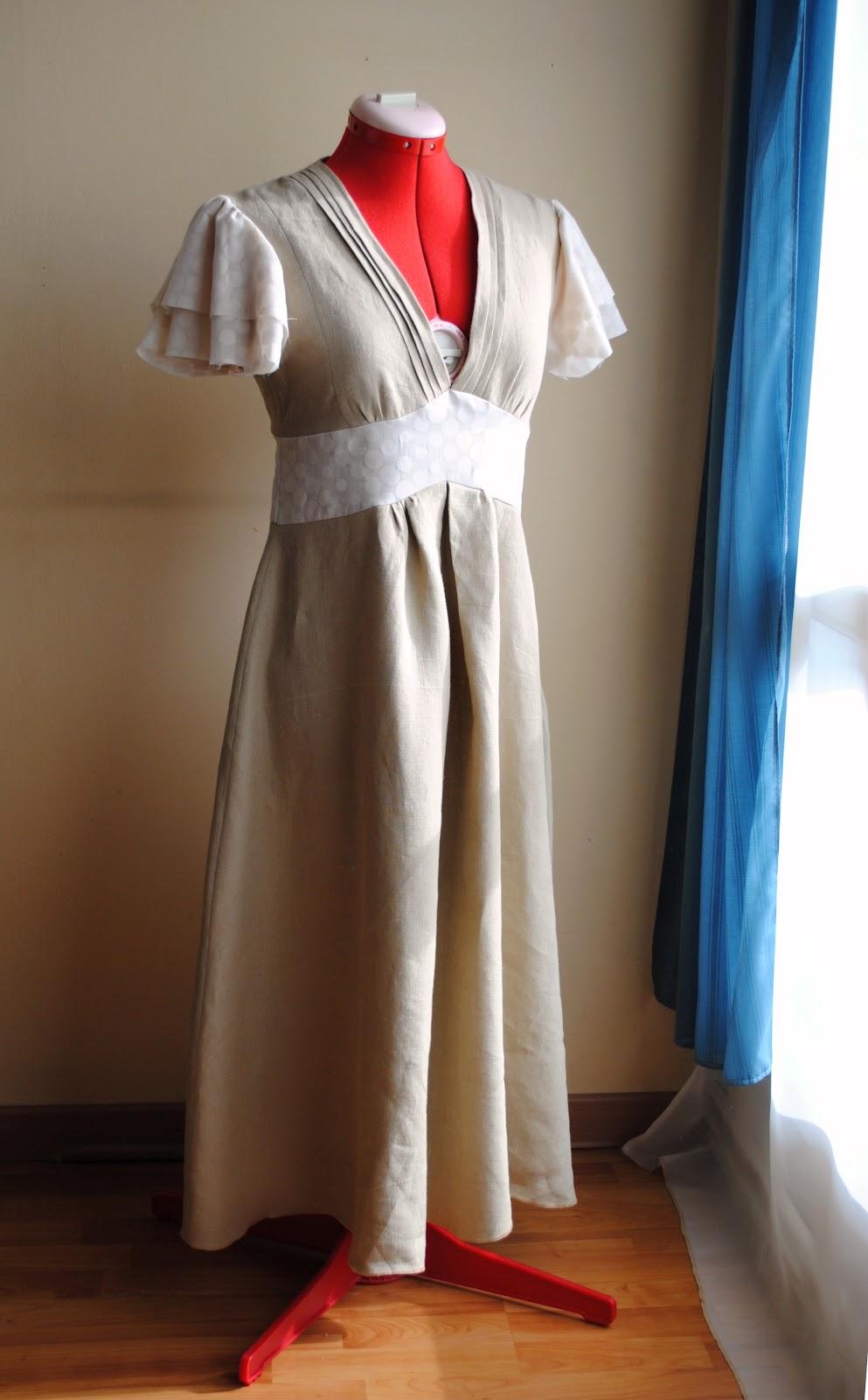 Les trucs de tatihou une robe pour mimie 2 - Poser une fermeture eclair invisible ...
