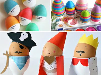 Easter Egg Decorating Ideas For Kids 4