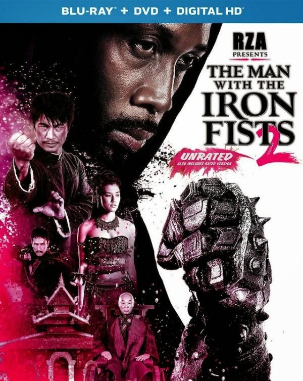 Baixar Filme O Homem Com Punhos de Ferro 2   Dublado Download