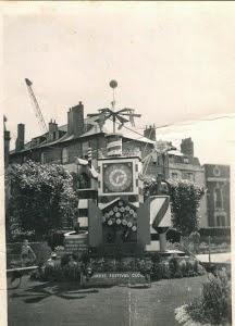 Guinness Festival Clock