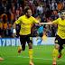 Borussia Dortmund goleia o Galatasaray fora de casa, segue 100% e fica perto da vaga