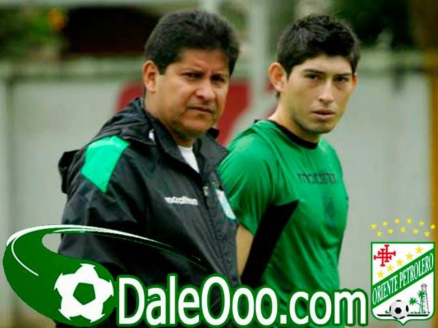 Oriente Petrolero - Eduardo Villegas - Pedro Azogue - DaleOoo.com página del Club Oriente Petrolero