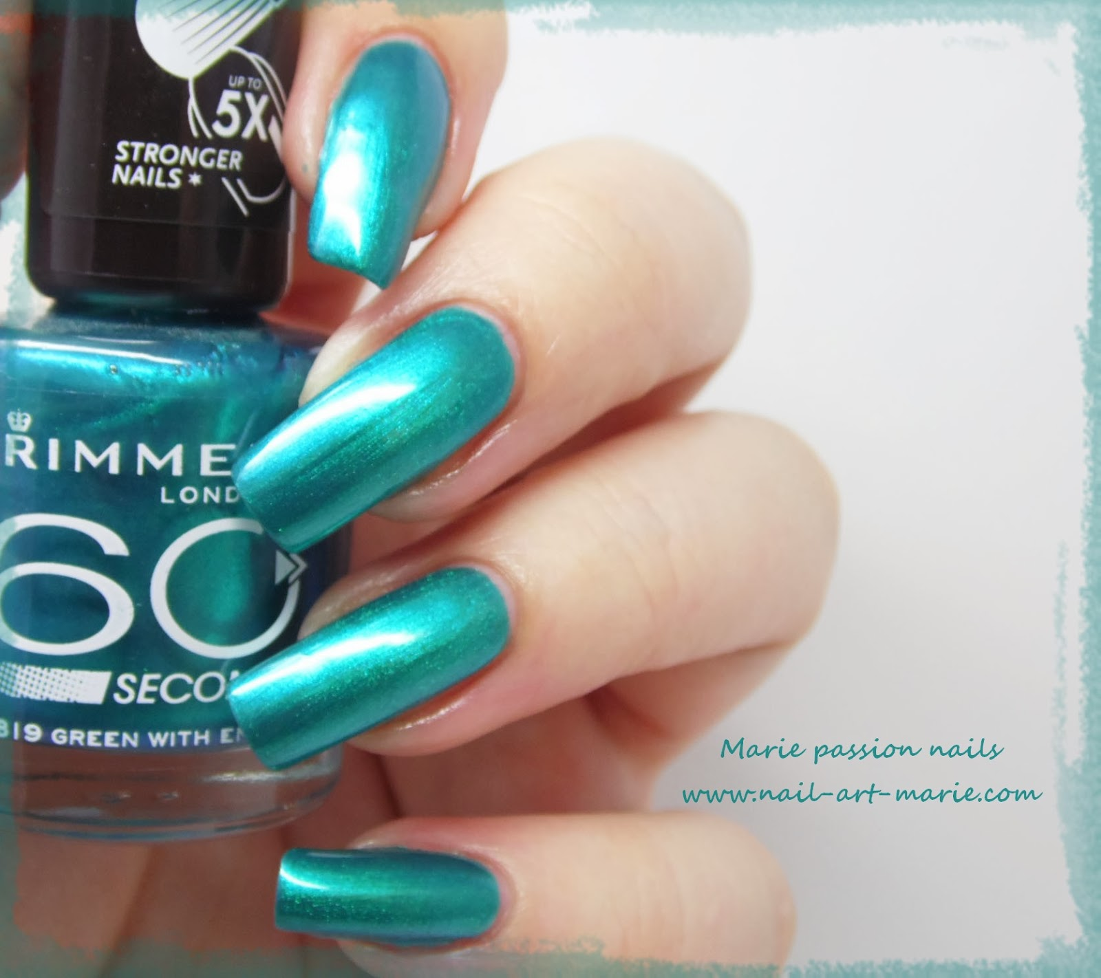Rimmel Green With Envy3
