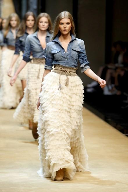 Chambray and Fashion