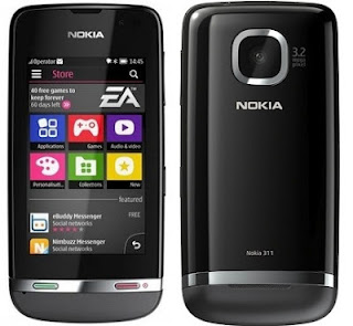 Nokia Asha Full touch phones