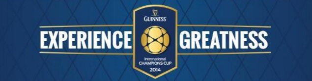 Int. Champions Cup 2016 Live Stream