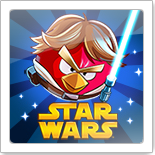 Download Angry Birds Star Wars for Samsung Galaxy Android OS Froyo 2.2