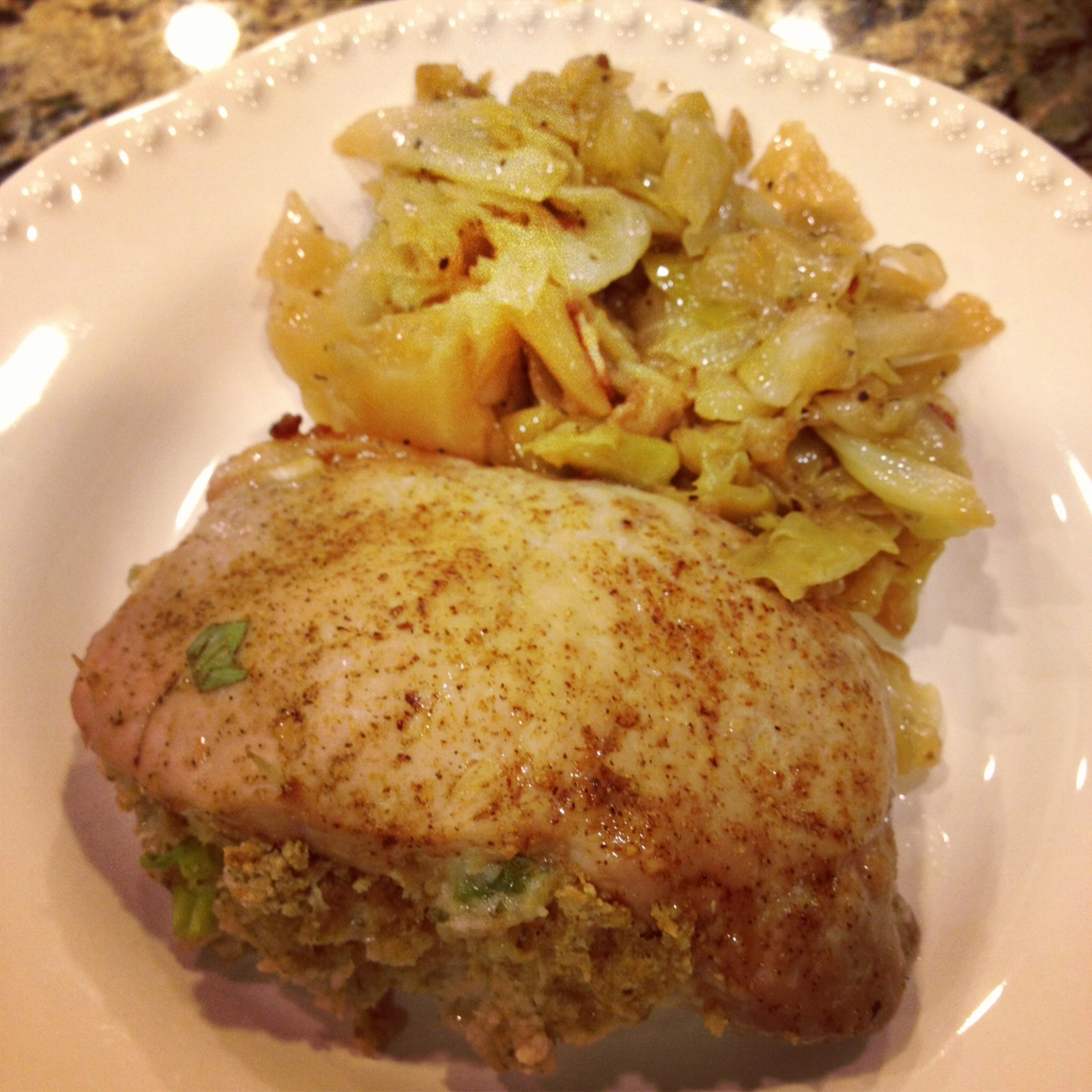stuffed pork chops 6 8 1 center cup chops without bone tony cachere