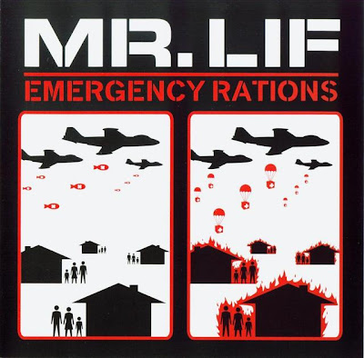 Mr. Lif – Emergency Rations EP (CD) (2002) (FLAC + 320 kbps)