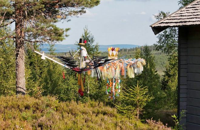 Brudmarsch till Finnmarks Ylva
