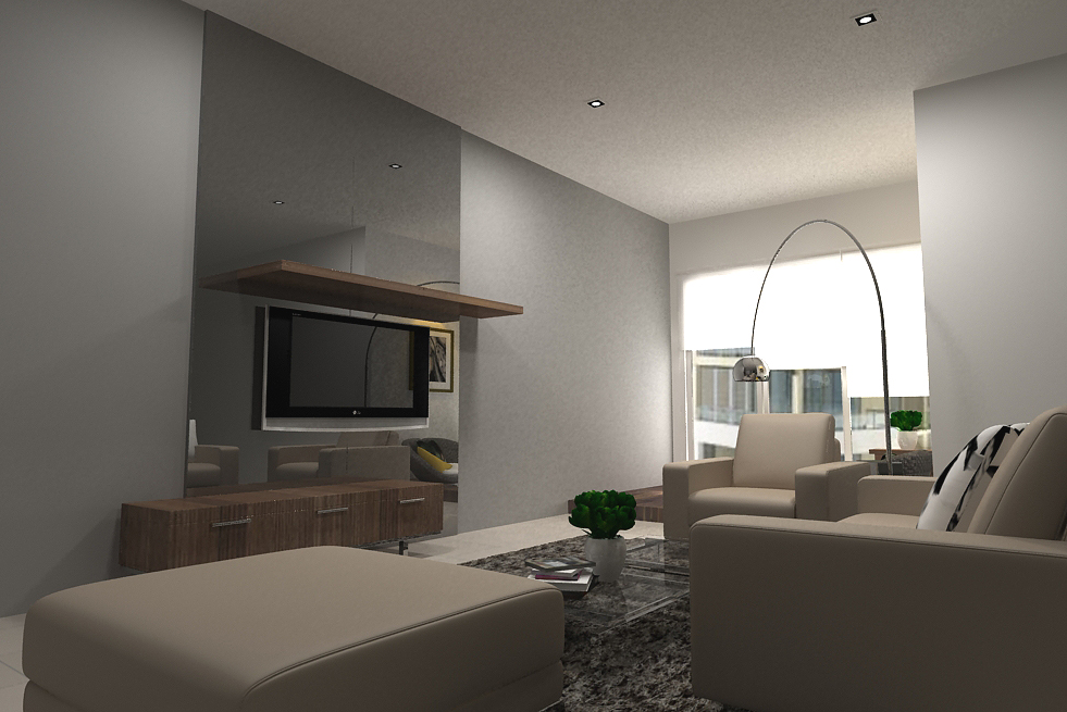 Condominium interior design the image for Condo interior designs