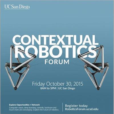 UC San Diego Contextual Robotics Forum