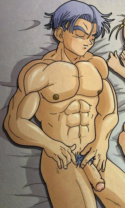 Trunks De Dbz Desnudo