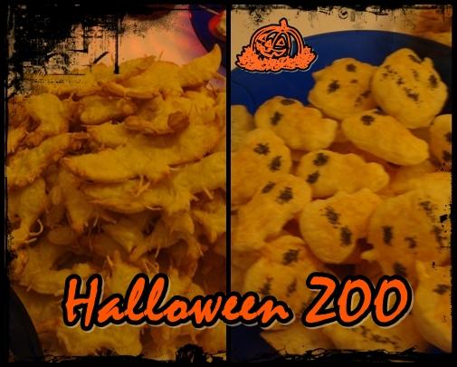 Halloween refreshment