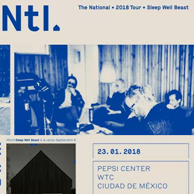 The National en Mexico