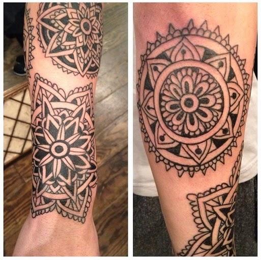 Magic cobra tattoo society mandala madness by joey wilson for Kati vaughn tattoo