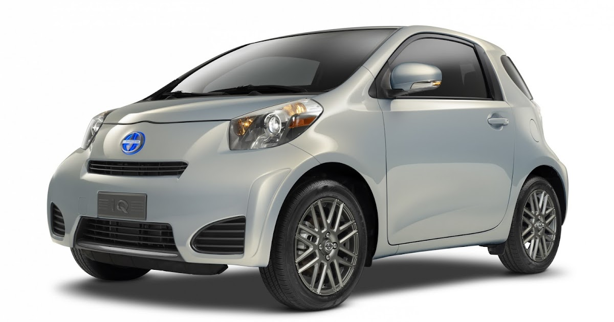 All Cars Nz 2013 Scion Iq 10 Series