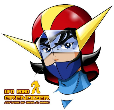 Download UFO Robo Grendizer