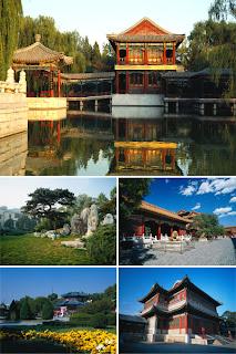 Исторические места КНР в обоях для рабочего стола
