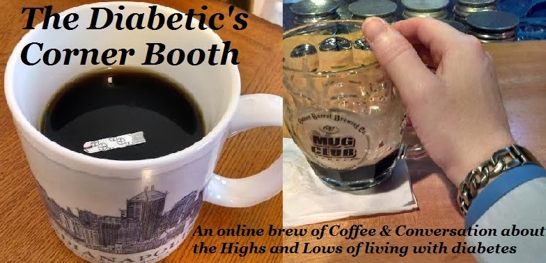 The Diabetic's Corner Booth