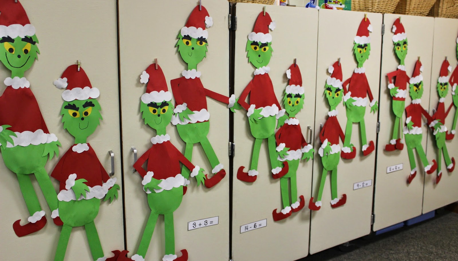 School Is a Happy Place: Just a Pinch of Grinch