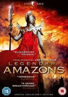 Amazonas Legendarias – DVDRIP LATINO