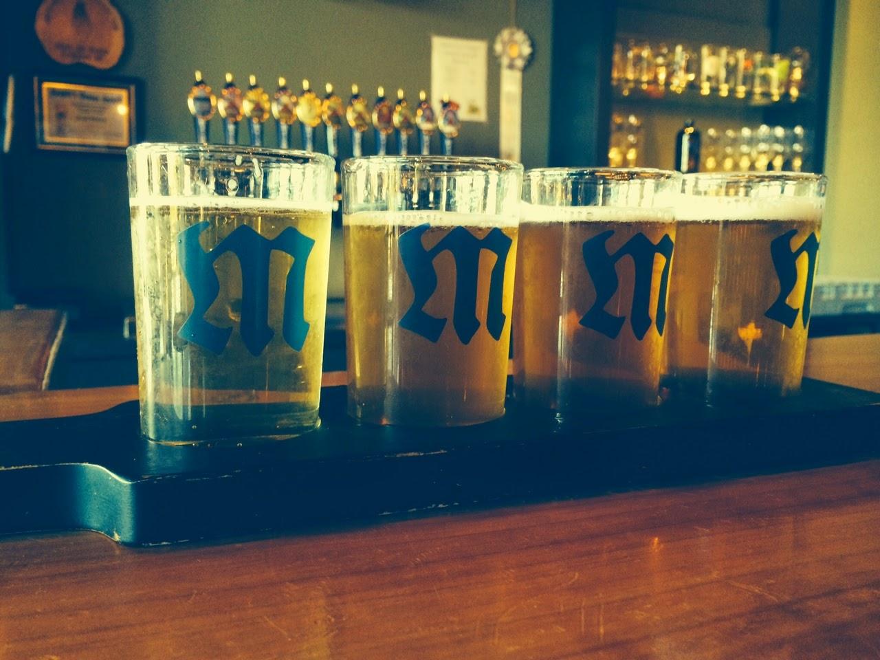 オレゴン コーバリス ビール