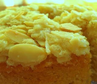 Penuche-Topped Cake