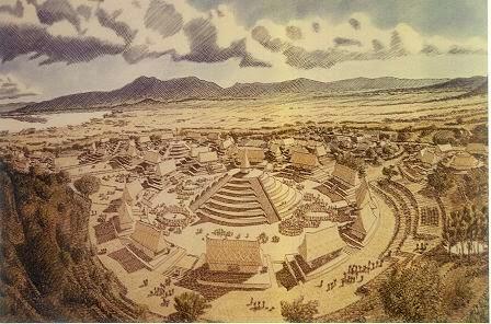 Pirámides Redondas de Guachimontones