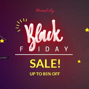 Dresslily Black Friday