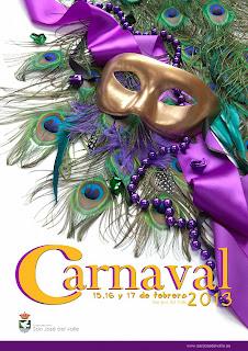 Carnaval de San José del Valle 2013