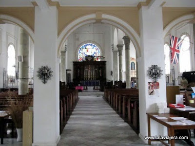 Catedral Anglicana Santisima Trinidad, Gibraltar