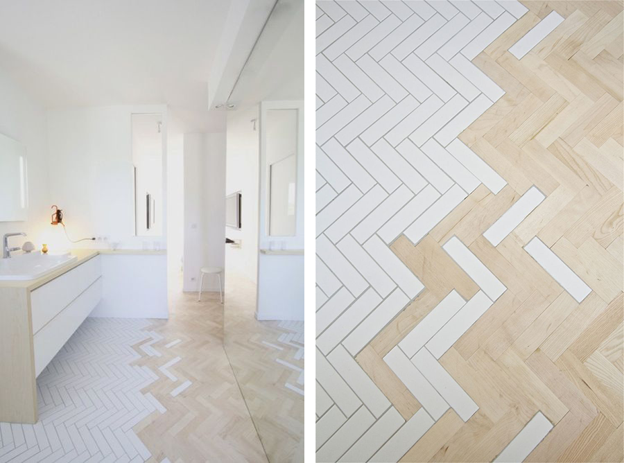 Parquet Carrelage Champigny. Awesome Gallery Of Comment Poser Du ...