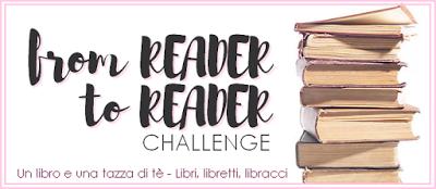reading challenge a cui partecipo
