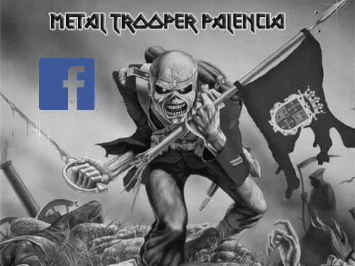 FACEBOOK METAL TROOPER PALENCIA