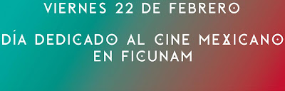 El Festival Internacional de Cine UNAM festeja al cine mexicano